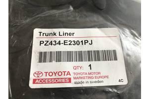 Новые Ковры багажника Toyota Auris