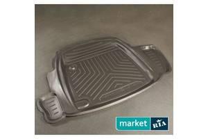 Ковёр багажника ГАЗ 24