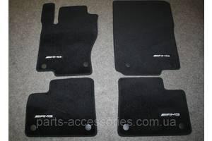 Новые Ковры салона Mercedes AMG