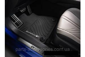 Новые Ковры салона Lexus GS