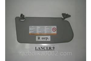 Козырёк солнцезащитный Mitsubishi Lancer