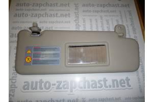 б/у Козырёк солнцезащитный Renault Logan