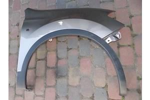 Крылья передние Nissan Qashqai