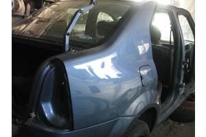 Крылья задние Renault Logan