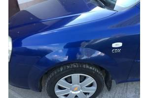 Крылья задние Chevrolet Lacetti
