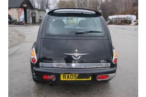 б/у Крышки багажника Chrysler PT Cruiser