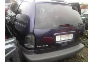 Крышки багажника Chrysler Voyager