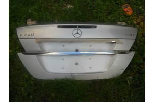 Крышки багажника Mercedes E-Class
