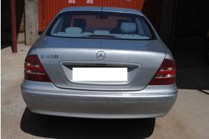б/у Крышка багажника Mercedes S 430