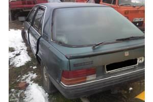 Крышки багажника Renault 25