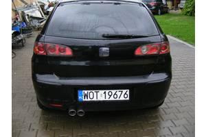 б/у Крышка багажника Seat Ibiza