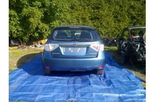 Крышка багажника Subaru Impreza Hatchback