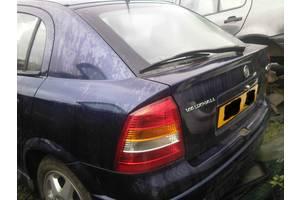Крышки багажника Vauxhall Astra