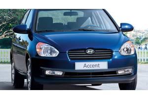 Новые Крышки багажника Hyundai Accent
