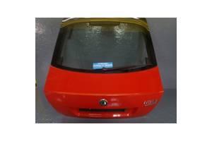 Крышка багажника Skoda Octavia A5