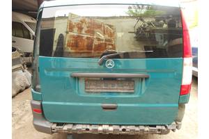 Крышки багажника Mercedes Vito груз.