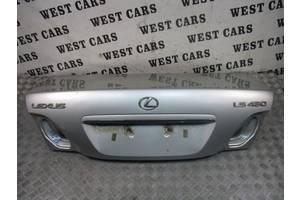 б/у Крышка багажника Lexus LS