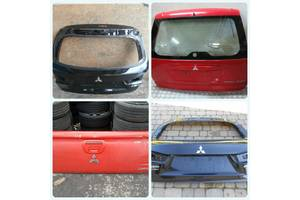 б/у Крышка багажника Mitsubishi Space Star