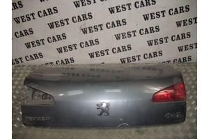 б/у Крышка багажника Peugeot 607