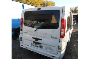 б/у Крышки багажника Renault Trafic