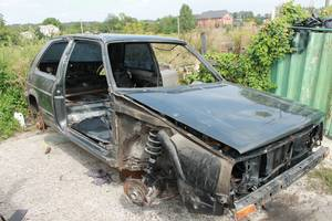 б/у Кузова автомобиля Volkswagen Golf II