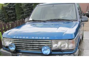 Капоты Land Rover Range Rover