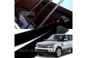 Новые Молдинги стойки Land Rover Range Rover Sport