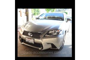 Новые Бамперы передние Lexus GS