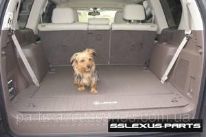 Новые Ковры багажника Lexus GX
