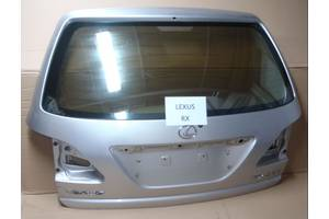 Крышка багажника Lexus RX