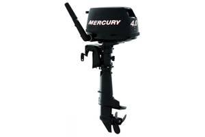 Новые Подвесные моторы Mercury F 4 M