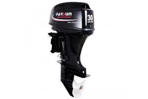 Новые Подвесные моторы Parsun