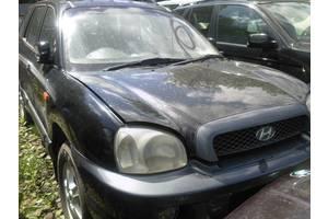 Лонжероны Hyundai Santa FE