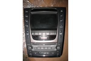 б/у Радио и аудиооборудование/динамики Lexus GS