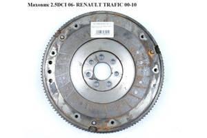 Маховик Renault Trafic