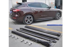 Подножка Maserati