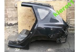 Четверть автомобиля Mazda 3
