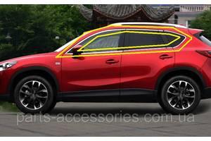 Новые Торпеды Mazda CX-5