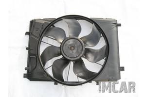 Вентилятор осн радиатора Mercedes C-Class
