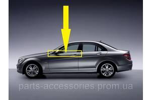 Новые Молдинги двери Mercedes