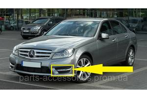 Новые Решётки бампера Mercedes AMG