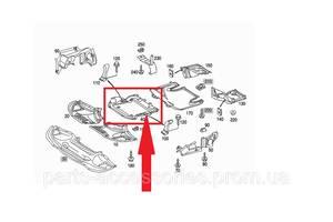 Новые Защиты под двигатель Mercedes CL 500