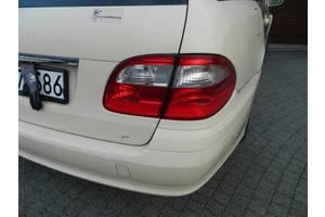 Фонарь задний Mercedes E-Class