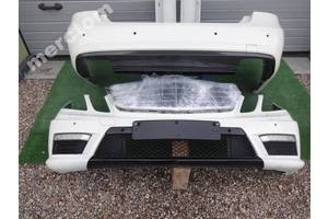 Бампер передний Mercedes E-Class