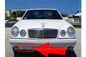 Новые Решётки бампера Mercedes 210