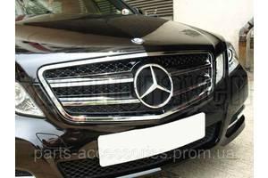 Решётка радиатора Mercedes AMG