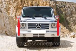 Новые Поворотники/повторители поворота Mercedes