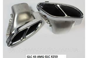 Новые Глушители Mercedes AMG