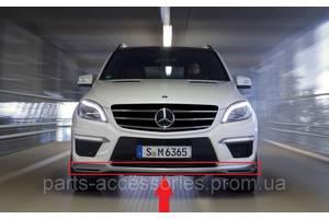 Новые Бамперы передние Mercedes AMG