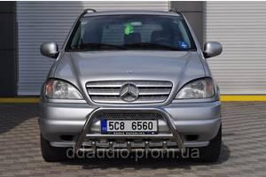 Кенгурятник Mercedes